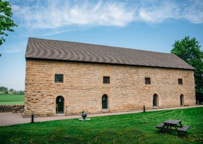 Besökscentrum Vreta klosters kyrkby